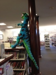 Giant Stuffed Dinosaur